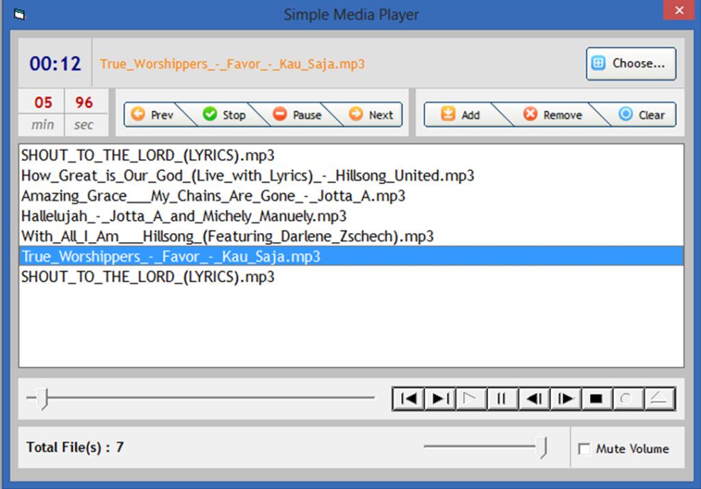 media-player